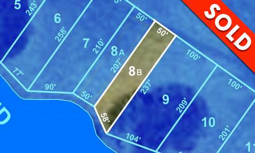 Lot 8b - SOLD - Buffalo Vista - Buffalo Pound - Lakefront Property