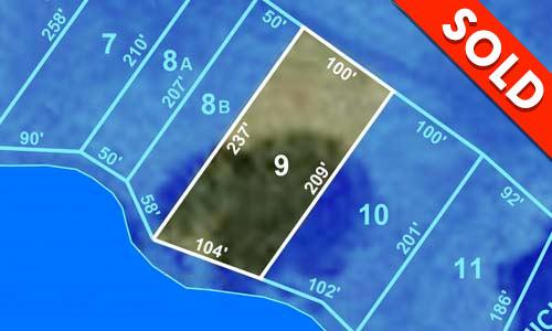Lot 9 - SOLD - Buffalo Vista - Buffalo Pound - Lakefront Property